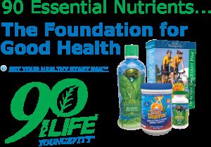 90 For Life Nutriceitical Formula