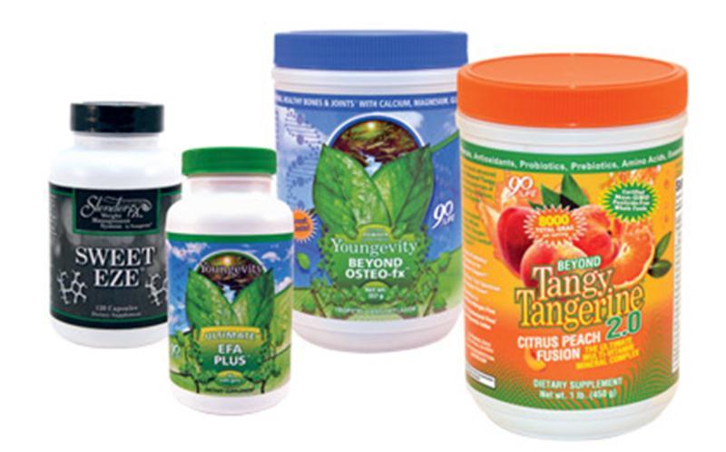 Healthy Body Blood Sugar Pack