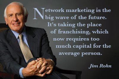 Jim Rohn Network Marketing