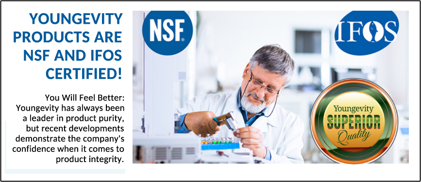 NSF & IFOS Certified