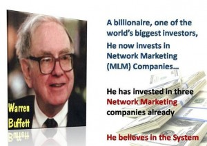 Warren Buffet MLM