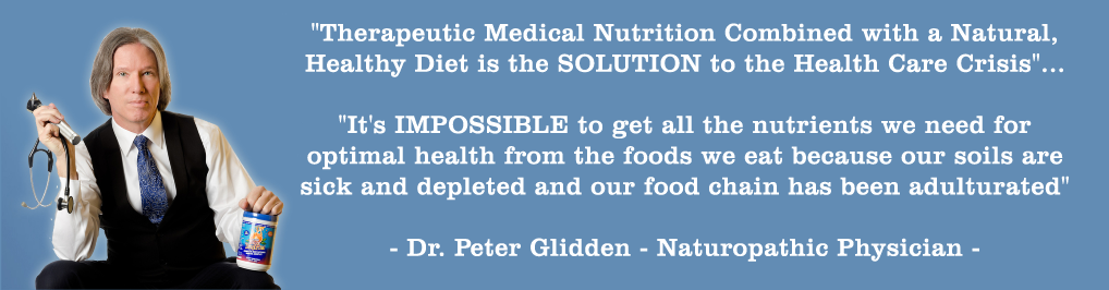 Dr. Glidden Health Solution