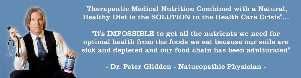 Dr. Glidden Health Solution