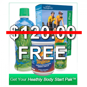 FREE Youngevity Products