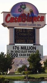 Casa Blanca Casino