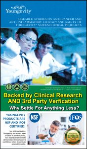 Clinically Researched Certified Verified