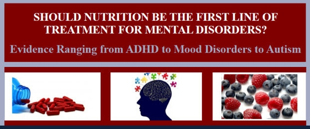 Nutrition and Mental Disorders