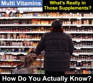 What's in your vitamins